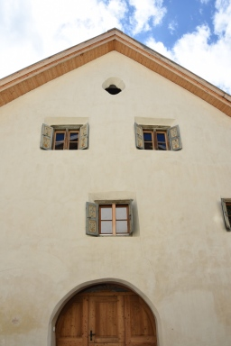 Sent_Engadinerhaus