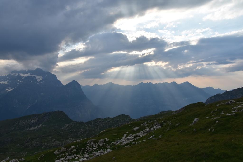 Glarus_Bi den Seelenen_Sonnenstrahlen