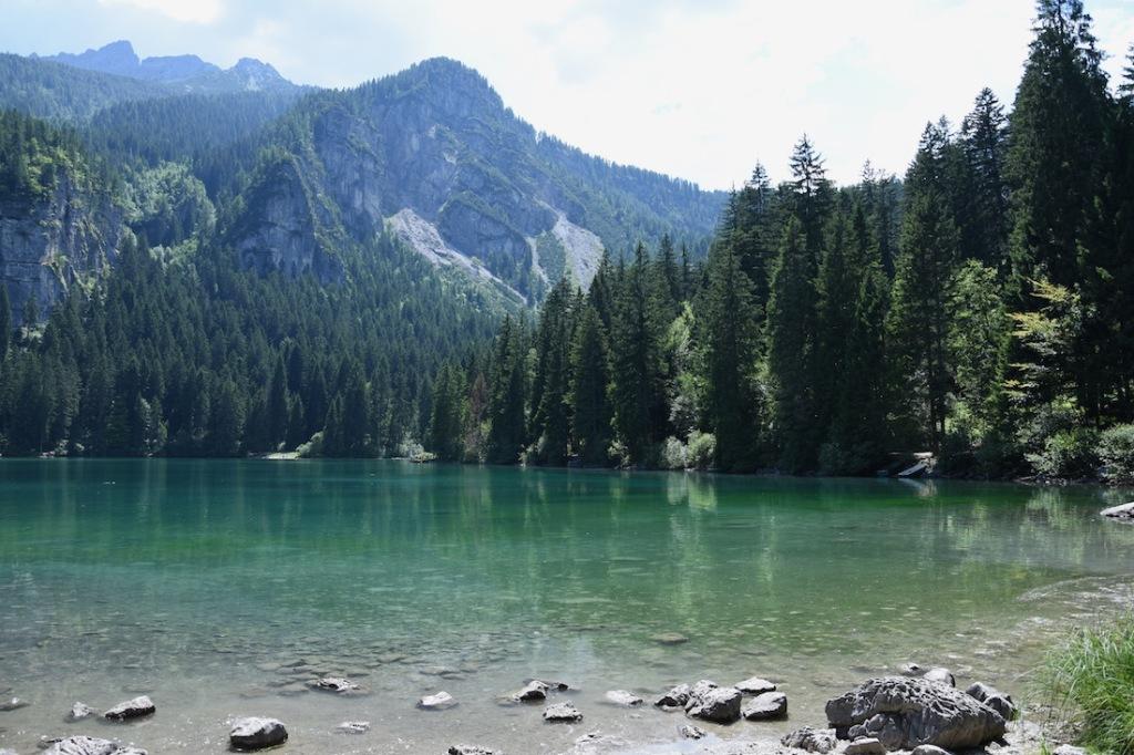 Rund um den Lago di Tovel