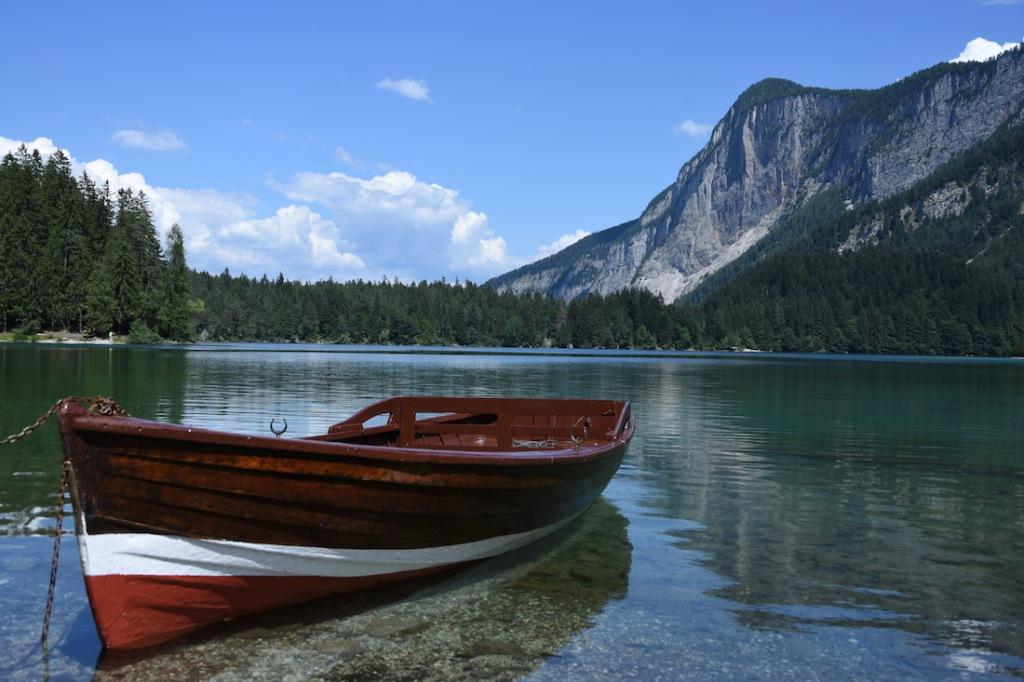 Schiff_Lago di Tovel